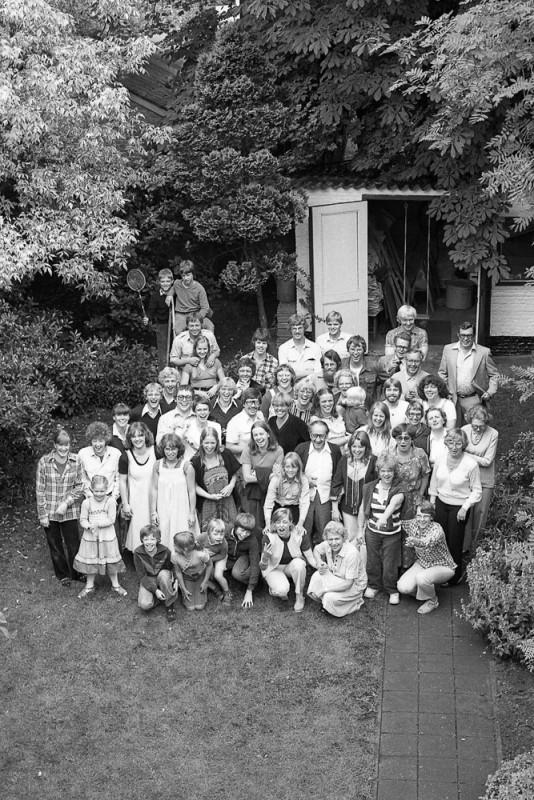 1979 Van de Ven reunion